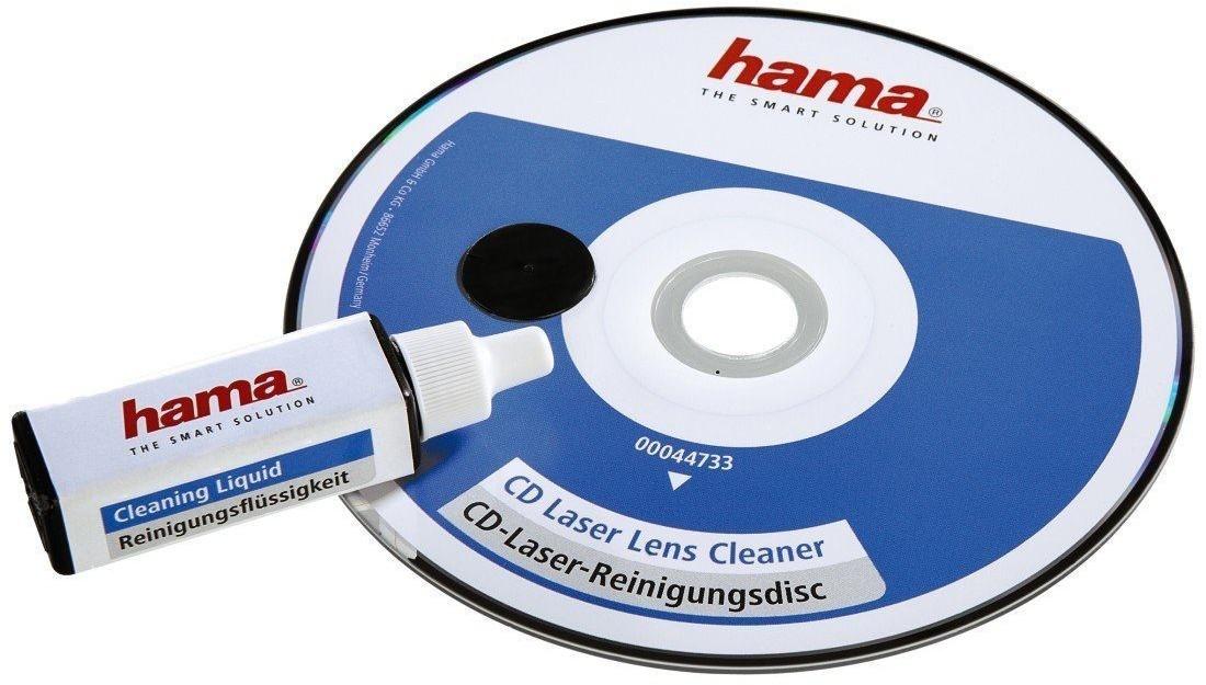 Hama 44733 CD-Laser-Reinigungsdisk