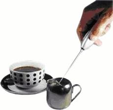 Image of Fackelmann Milk Frother Cappuccino Boy