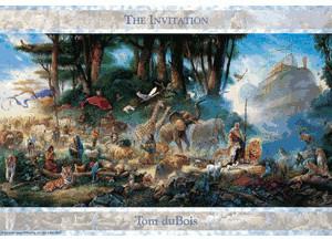 Jumbo Tom duBois - Die Einladung (2.000 Teile)
