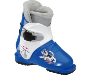 Tecno Pro Kinder Alpin Skischuh Skitty blau weiß