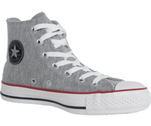 official photos f26f1 a1259 Converse Chuck Taylor All Star Hi - sweatshirt grey (1U452 ...