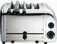 Image of Dualit Combi 2x2 Stainless Steel 42174