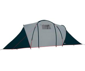 High Peak Familienzelt Como 4 bis 6 Personen Zelt Kuppelzelt Camping