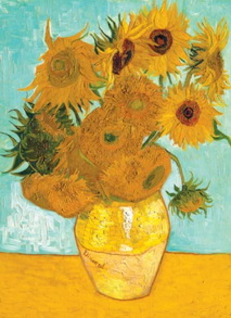 Ravensburger Van Gogh - Los girasoles