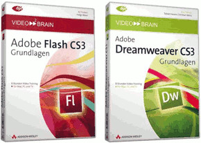 video2brain Adobe Flash CS3 Grundlagen + Adobe ...