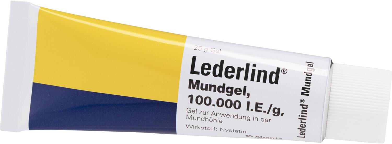 Lederlind Mundgel (25 g)