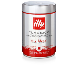 illy Espresso Roast N 250 g ground coffee