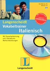Langenscheidt Vokabeltrainer Italienisch 2.0 (D...