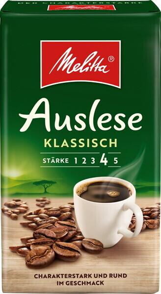 Melitta Café Auslese gemahlen (500 g)