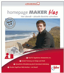 bhv Homepage Maker blog (DE) (Win)