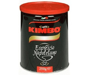 Kimbo Espresso Napoletano Ground Coffee  250 g Tin