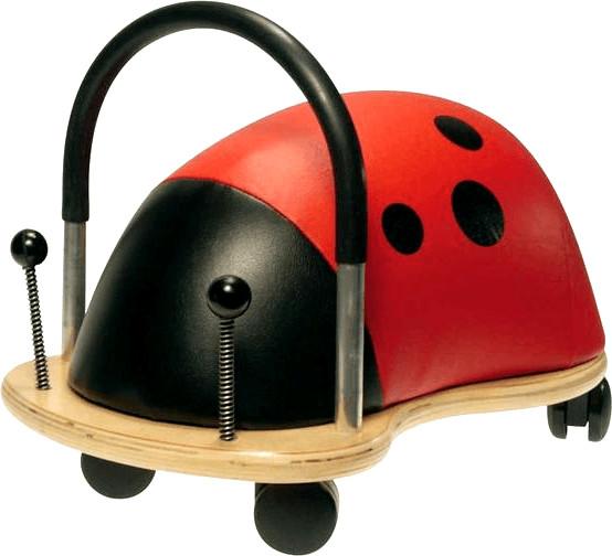 Wheely bug mariquita grande precio y caracter sticas for Piscina estructural grande oferta precio