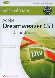 video2brain Adobe Dreamweaver CS3 Grundlagen (D...