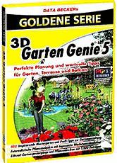 Data Becker Garten-Genie 3D (Win) (DE)
