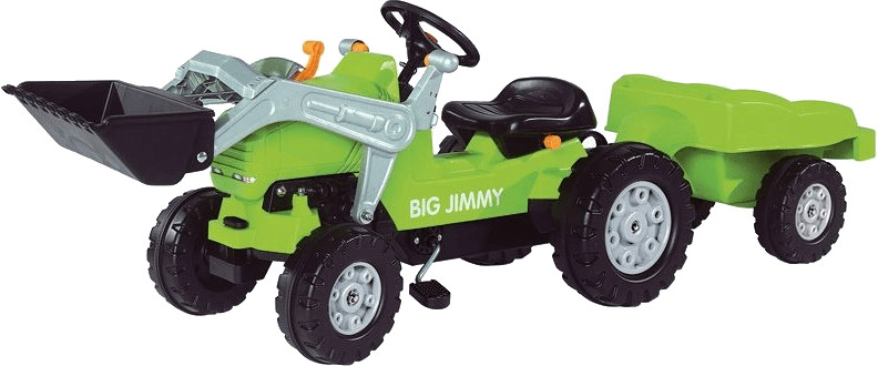 Big Jimmy-Loader + Trailer (56525)