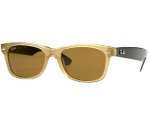 0e296c3665 Buy Ray-Ban New Wayfarer RB2132 945 (honey crystal brown) from ...