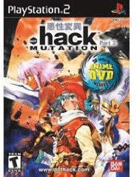 Image of .hack Mutation - Part 2 (PS2)