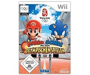 Mario Sonic Bei Den Olympischen Spielen Wii Ab 2590 März