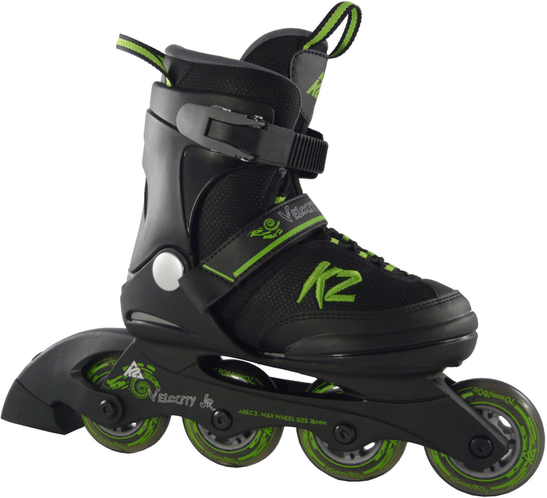 K2 Inline Skates Velocity JR Girls Kinder Inliner Inlineskates Inlineskating