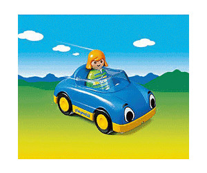Playmobil 1.2.3 Convertible (6758)