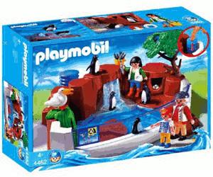 2680 Playmobil Konvolut Tier Pinguin