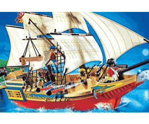 playmobil grand bateau camouflage des pirates 4290 au. Black Bedroom Furniture Sets. Home Design Ideas