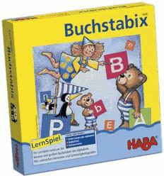 Haba Buchstabix (alemán)