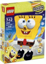 LEGO SpongeBob SpongeBob und Planktons Abenteue...