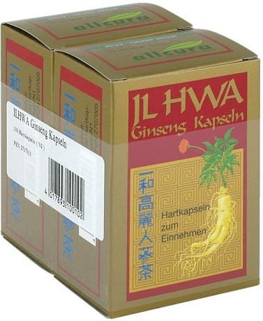 Ginseng Il Hwa Kapseln (100 Stk.)