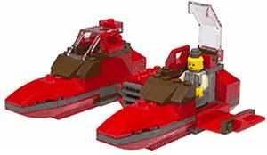 LEGO Star Wars - Twin-Pod Cloud Car (7119)