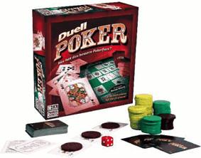 Hasbro Duell Poker
