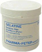Gelatine Rind Pulver Dose (250 g)