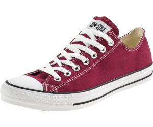 Converse Chuck Taylor All Star Ox maroon (M9691) ab 34,05