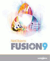 Avanquest NetObjects Fusion 9 (DE) (Win)