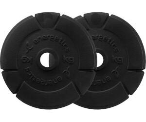 Energetics Guss-Hantelscheibe 5,0 kg
