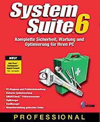 Avanquest System Suite Professional 6 (DE) (Win)