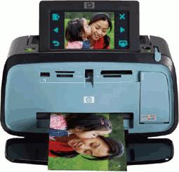 Hewlett-Packard HP Photosmart A626