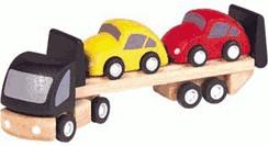 Plan Toys PlanCity - Autotransporter