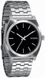 Nixon The Time Teller schwarz (A045-000)