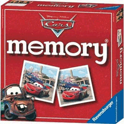 Ravensburger Cars Memory (21907)