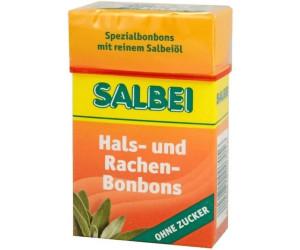 Bio-Diät-Berlin Salbei Hals- und Hustenbonbons o. Zucker (40 g)
