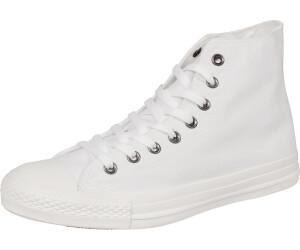 Converse Chuck Taylor All Star Hi blanc monochrome 1U646