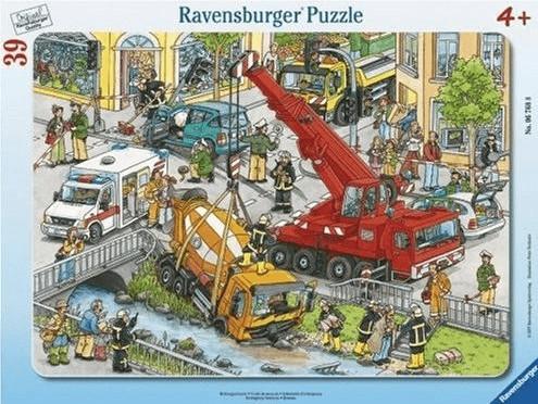 Ravensburger Rettungseinsatz (39 Teile)