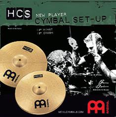 Meinl HCS Basic Set 14/16