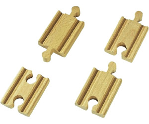 Image of Brio 1/4 Straight Tracks (33333)