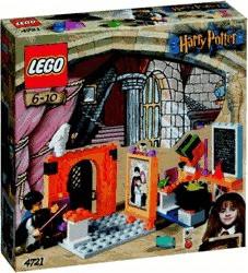 LEGO Harry Potter Hogwarts Klassenzimmer (4721)