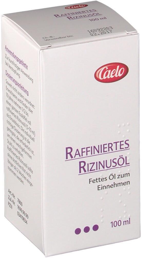 Caelo Raff Rizinusöl (100 ml)