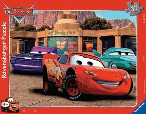 Ravensburger Disney Cars - Autofreundschaft
