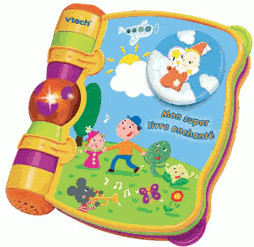 Vtech My Pink Enchanted Book