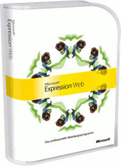 Microsoft Expression Web Upgrade (UCQ-00463) (DE)